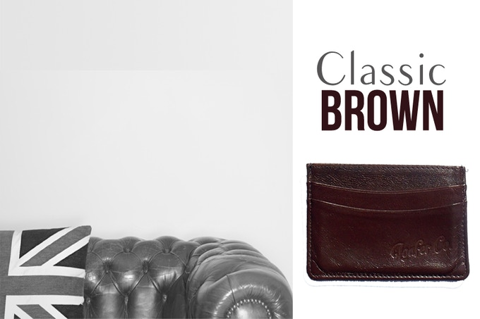 Classic brown