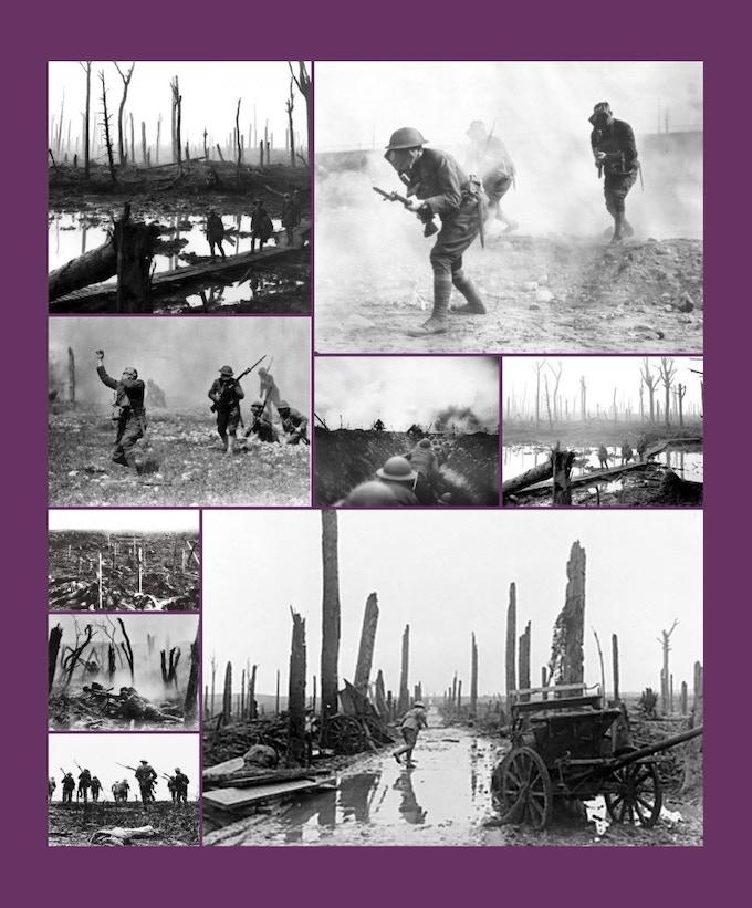 No Man's Land World War 1