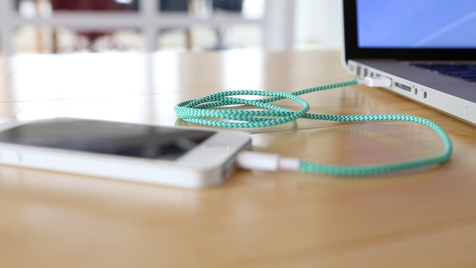 Reversible USB Charging Cords IPhone
