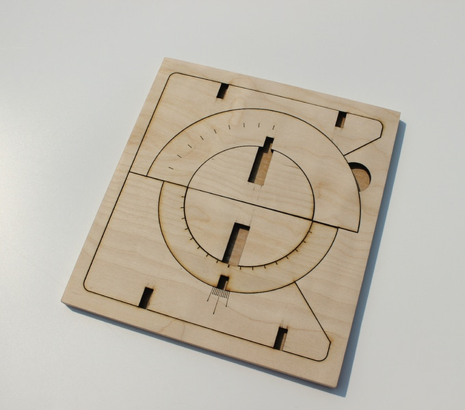 Equatorial Sundial - Learn about planetary motion! by Steven Cox ...