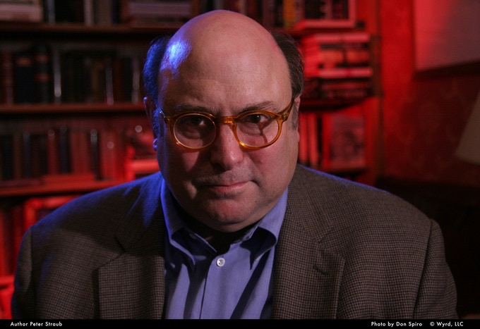 Peter Straub (author - Ghost Story, Lost Boy Lost Girl)
