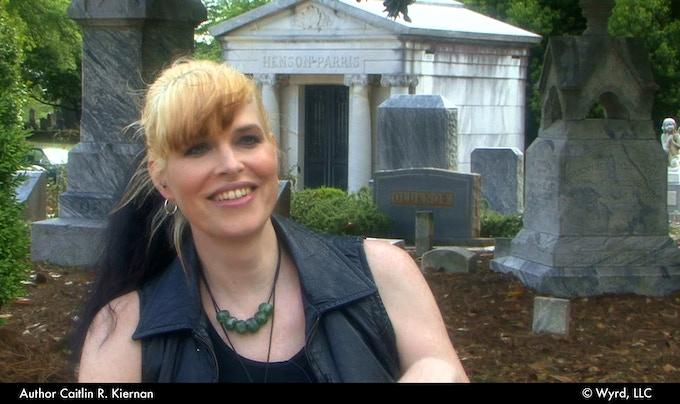 Caitlin R. Kiernan (author - Daughter Of Hounds, Silk)