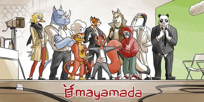 The mayamada cast of characters