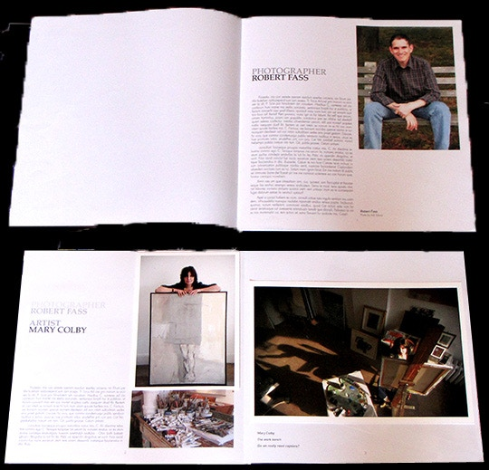 Book Sample Layout