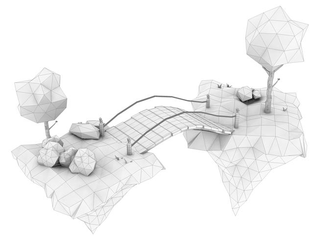 Wireframe & Geometry 3