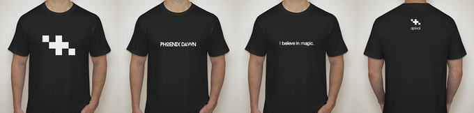 T-Shirt Designs (Click to enlarge)