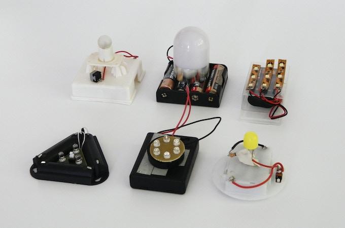 A few test prototypes