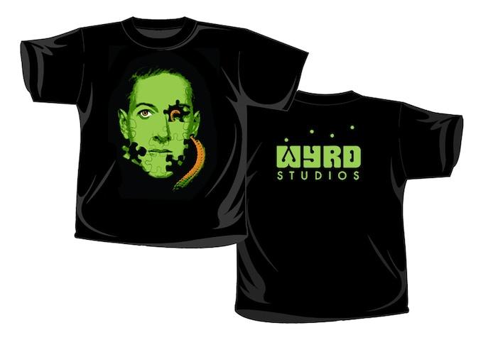 Lovecraft Tee Shirt*