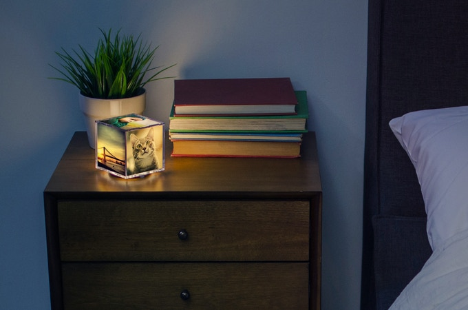 Say hello to your new night light