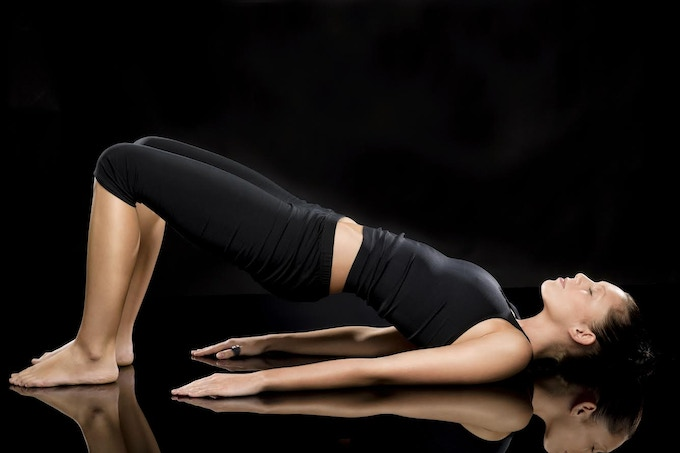 Ideal for holding a plank or stretch. (No more counting!)