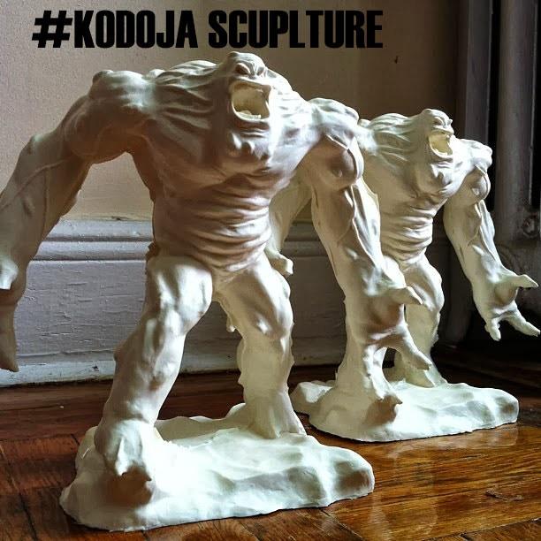 Kodoja Sculpture