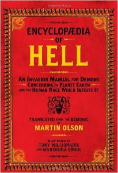 Martin Olson Encyclopedia of Hell at our $55 level!  Martin Olson can also be found at the $105 level!