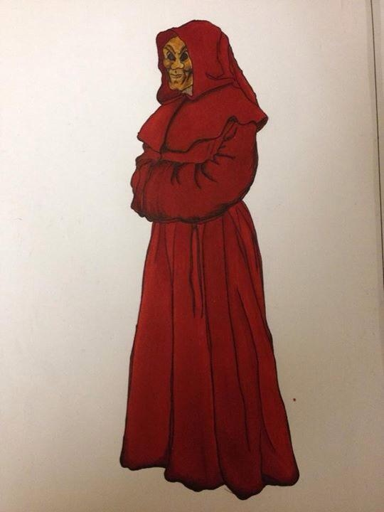 Mephistopheles costume design