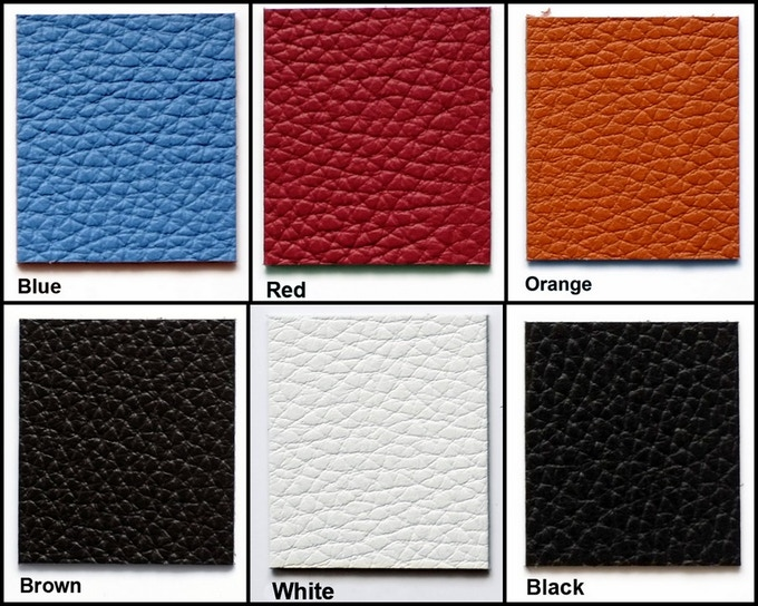 NERO Wallet leather colors