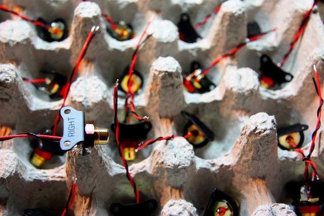 Silver internal wiring
