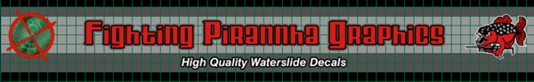 You can get Nose-Art style decals from Fighting Piranha Graphics!