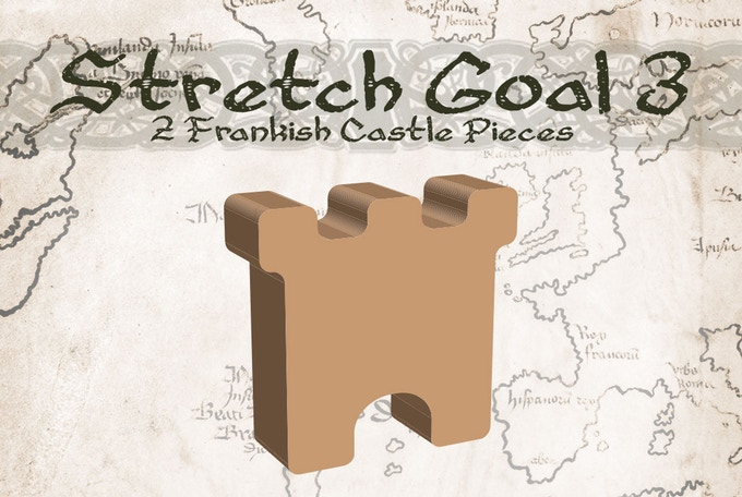 Kickstarter Exclusive Frankish Castles