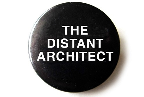 The Distant Architect Button - Donor Gift