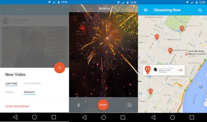 Hooke Android App