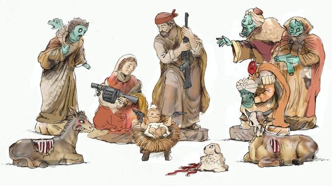 Original Concept Drawing - Nigel Auchterlounie