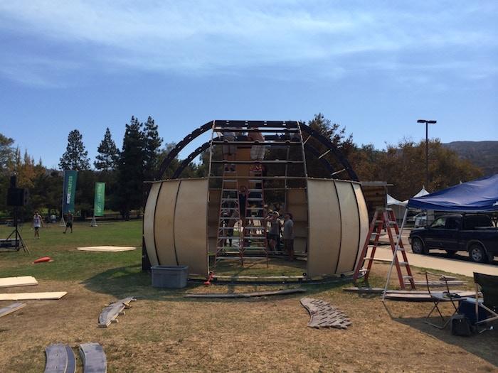 Setting up Black Rock Observatory