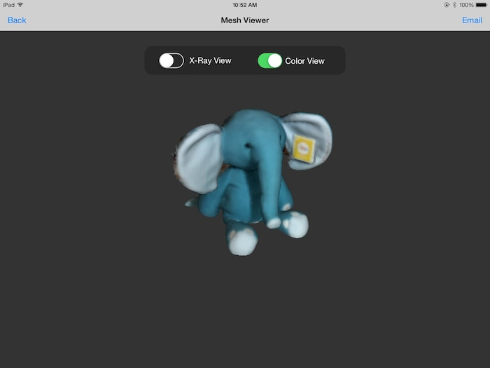 Structure Sensor: Capture the World in 3D by Occipital » It's