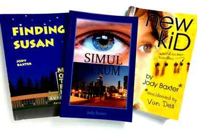 Get all three books by Jody Baxter
