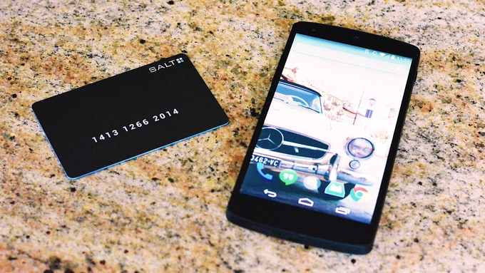 SALT - Keyless entry for your phone by SALT LLC — Kickstarter