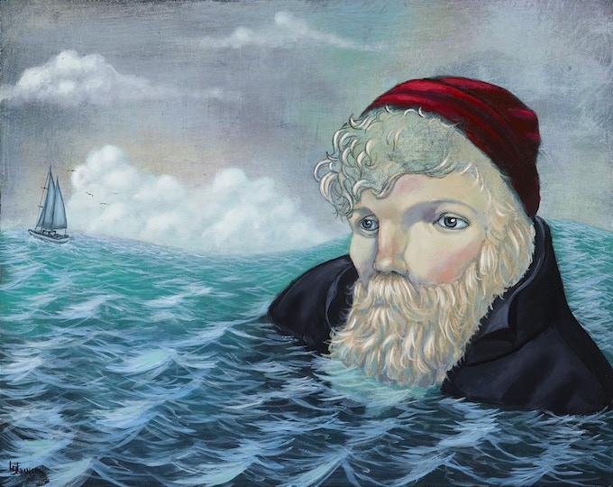 artwork of Leif Erik Johansen