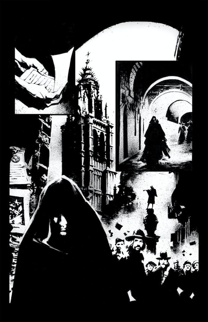 VOYAGEUR - page 02 - INKS