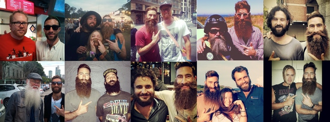 To join the journey, follow @beardseason on instagram