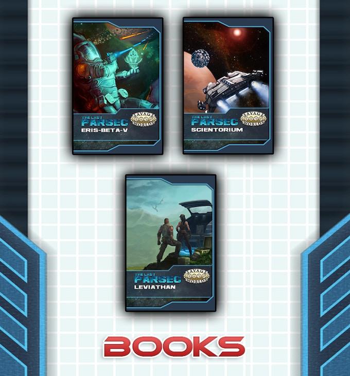 The Last Parsec - Savage Worlds by Shane Hensley — Kickstarter