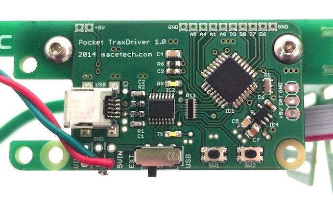 Controller PCB Prototype