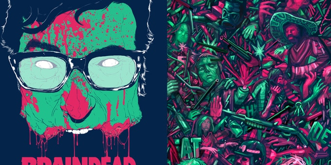 Braindead - Boneface (crop)   /   Dawn Of The Dead - Bonar (crop)