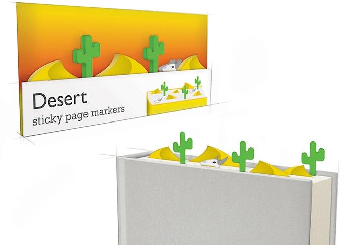 DESERT - sand dunes, cacti and skulls