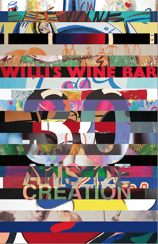Willi's Poster Card Collection