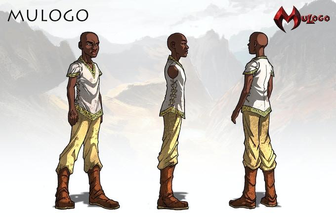Conceptual design of Mulogo