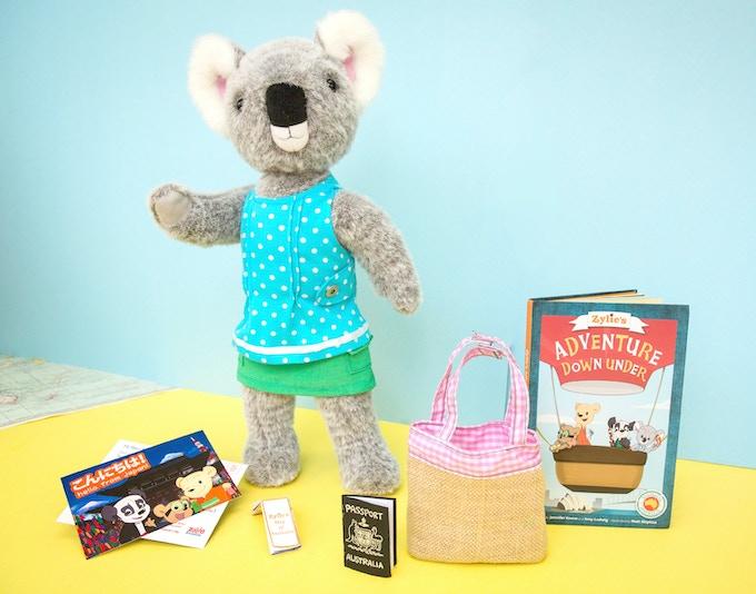 Kiki the Koala Adventure Kit