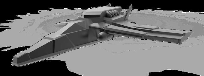 Hawk - Class 1 Reward Ship