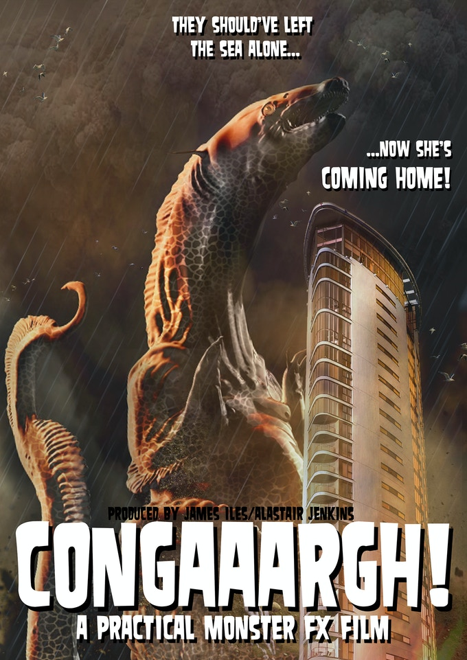 CongAAARGH! film poster