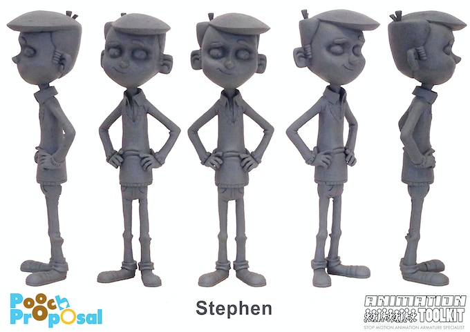 Stephen Sculpt by Michael Price