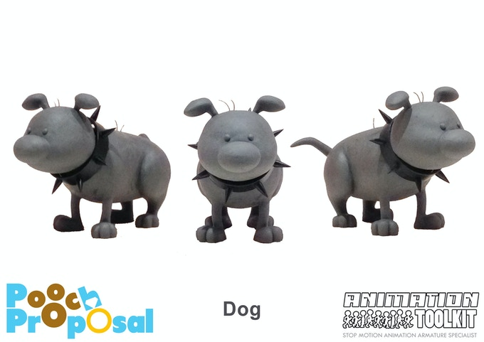 Dog Sculpt by Michael Price