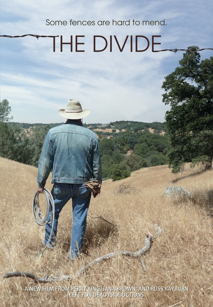 The Divide Motion Picture Poster