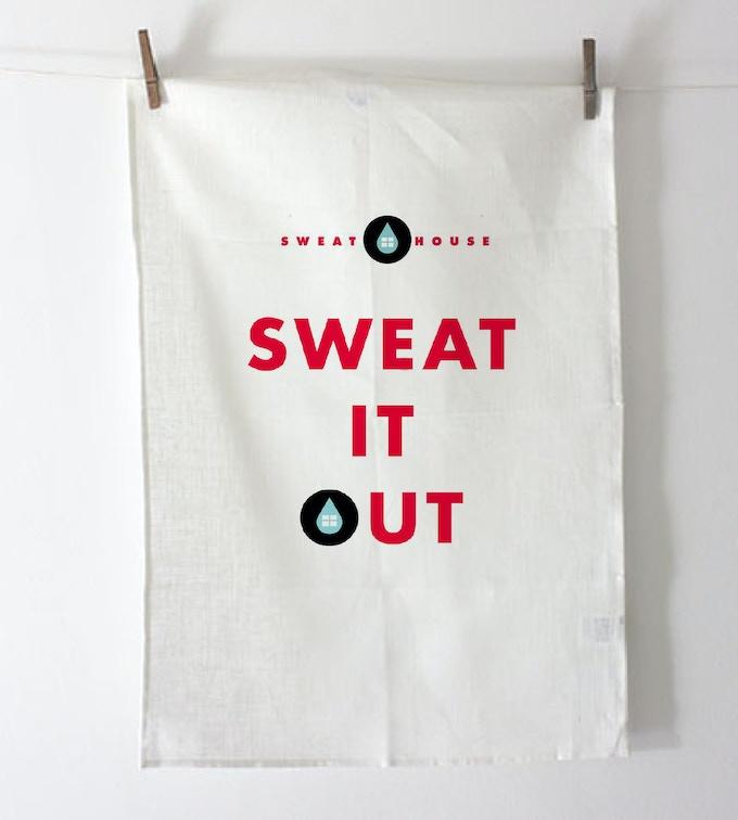 Orange Sweat Towels: Get The Funk Out By Patty Gaslin Post —Kickstarter