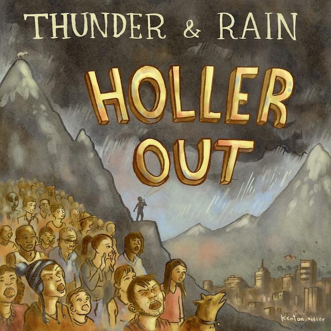 Thunder and Rain's Debut Album -