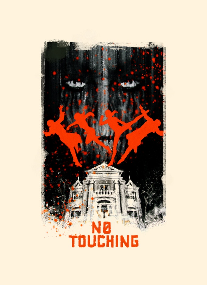 Limited Edition, Signed Print of No Touching art by industry all-star Andy Park (Marvel's The Avengers: Age of Ultron)