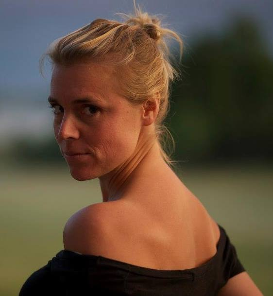 "Lanna Olsson as Caroline Menard (""Behind Blue Skies"", ""Beck-Skarpt Läge"")"