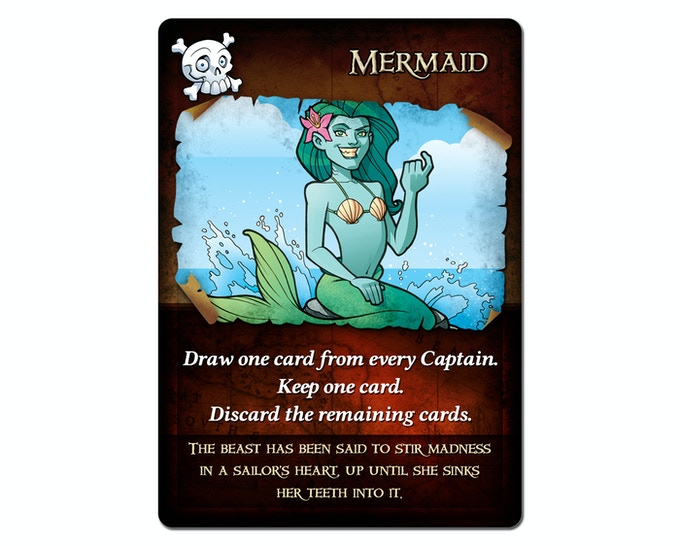 The Deadly 'Mermaid'