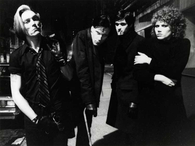 "Cramps, Bowery 1977 - Available 8""x 10"" with Slipcase Edition"