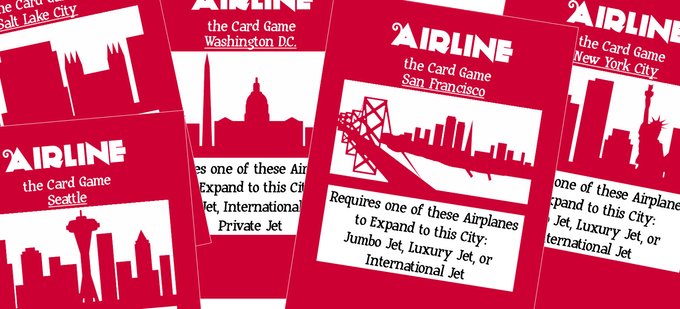Updated cityscapes for City cards.  Now included in ALL copies of the game!